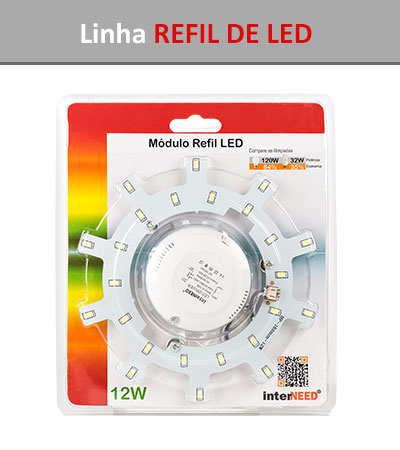 Refil de LED