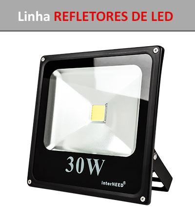 Refletores de LED